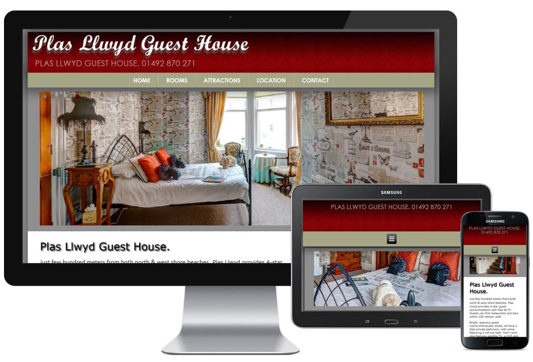 Website Design Wales
