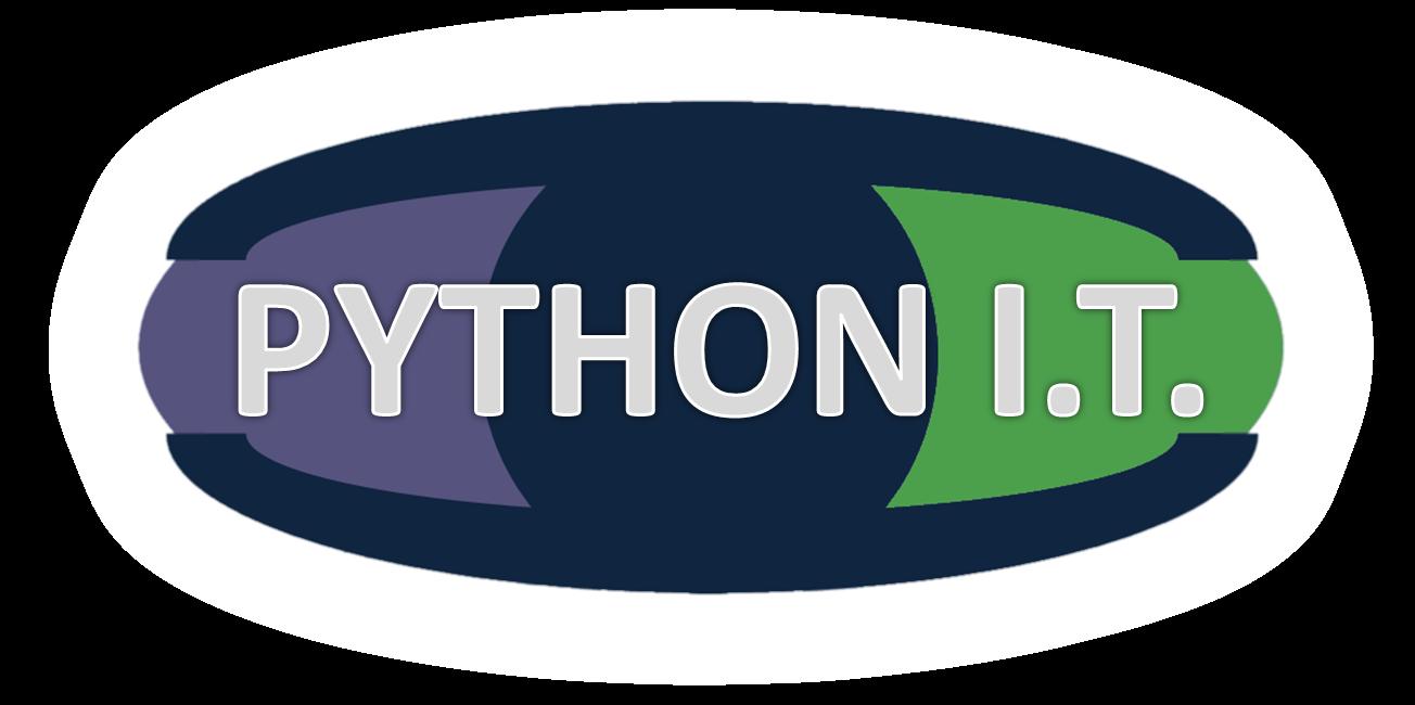 PYTHON IT